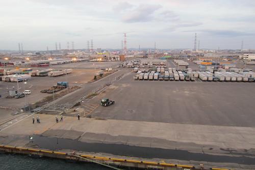 Sendai port  2011.11.13