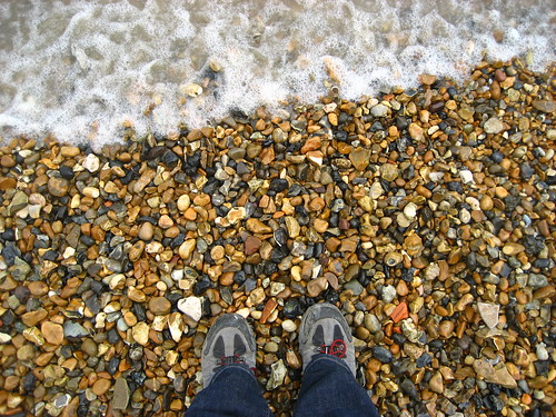 Mudlarking with Gill