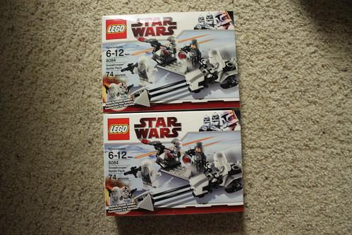 Snowtrooper Battle Pack