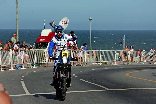 Largada Rally Dakar 2012 Gerard Farres Guell