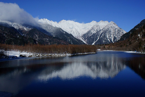 Winter of Kamikochi