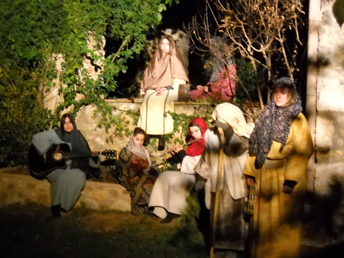 Live Nativity - Fontcoberta