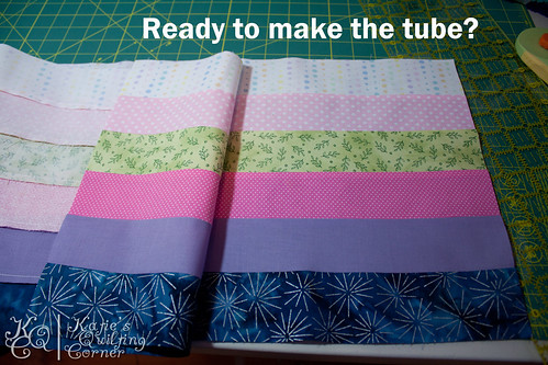Bargello Placemat Quilt Along – Part 1 – Fabric Selection, cutting ... : tube quilt pattern - Adamdwight.com
