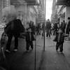 bus stop by Barry Yanowitz