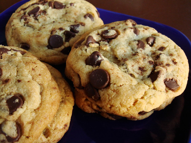Perfect Chocolate Chip Cookies | Flickr - Photo Sharing!