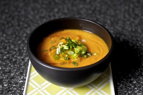 Smitten Kitchen Carrot Ginger Soup