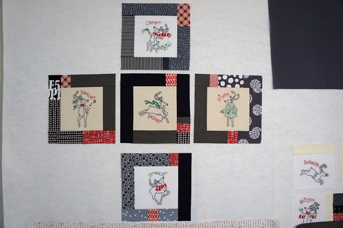 Reindeer Blocks