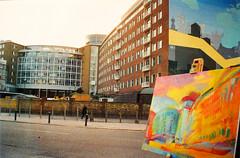 BBC Television Centre, London: Art & Reality 1994