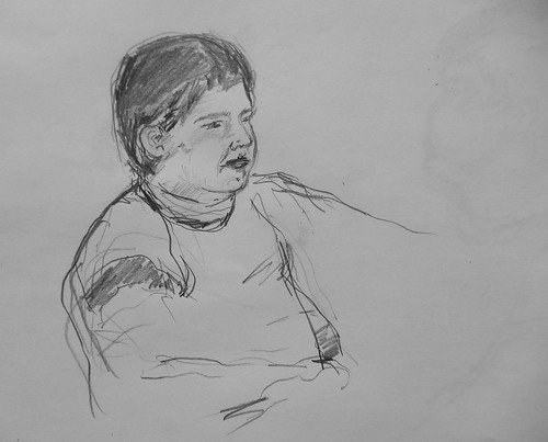 #Draw365 2012 no.3 by @MadwithRapture - Patti Agapi