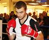 Dominic Bösel verteidigt gegen den Franzosen Mohamed Merah