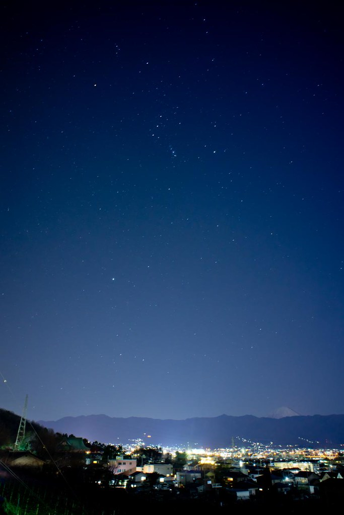 Orion & Kofu Basin