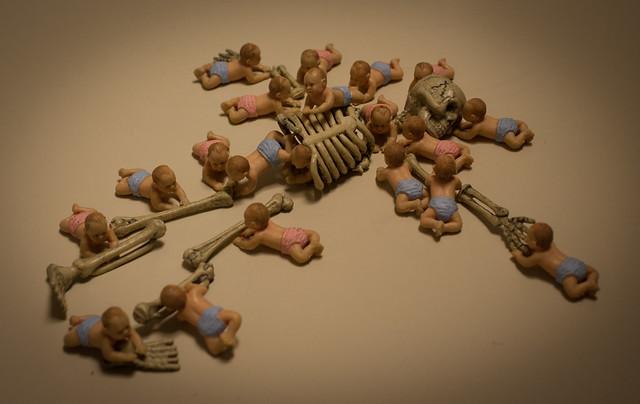 Babes in the Boneyard