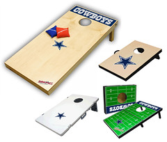 NFL Cornhole Boards