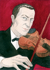 Tiny Paintings: Jeremy Brett's Sherlock Holmes