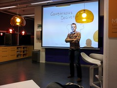 Arne - Continuous Delivery met Chef