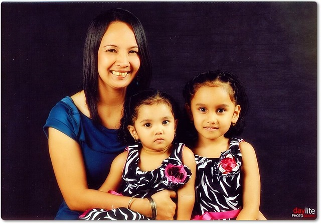 The girls and I