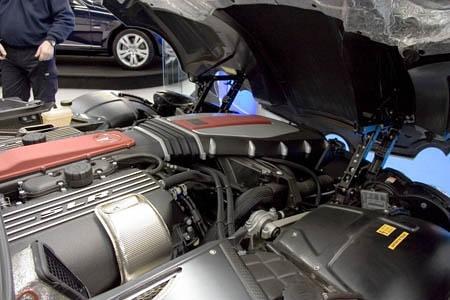 SLR-McLaren-motor