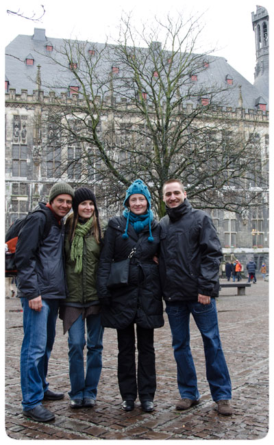 Visiting-Aachen-Germany