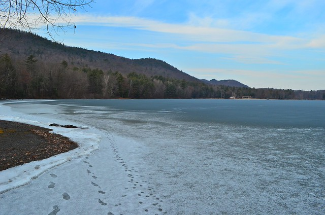 moreau lake winter