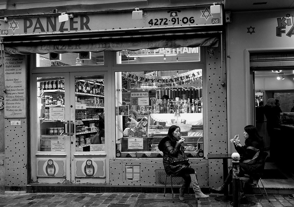 Charcuterie Dimitri Panzer, 26 rue des Rosiers, Paris