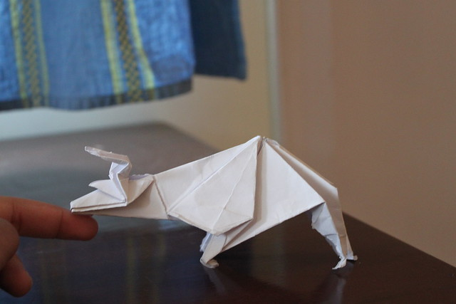 Best Origami Paper Jet Plane - Easy Paper Fighter Jet Airp… | Flickr | 427x640