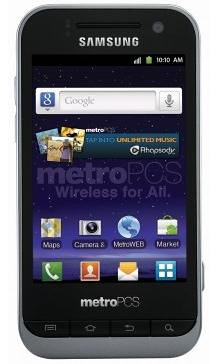 MetroPCS Samsung Galaxy Attain 4G