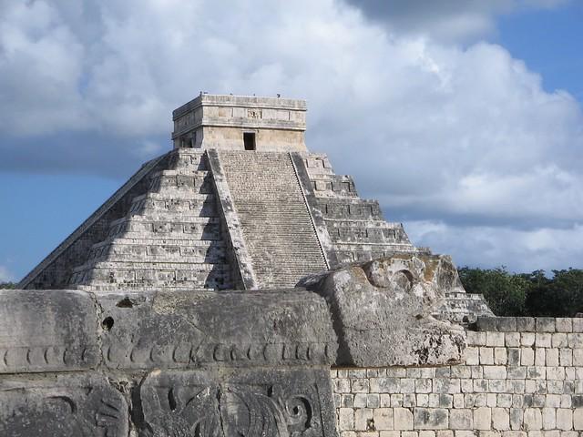 Zona Arqueológica Chichen Itza