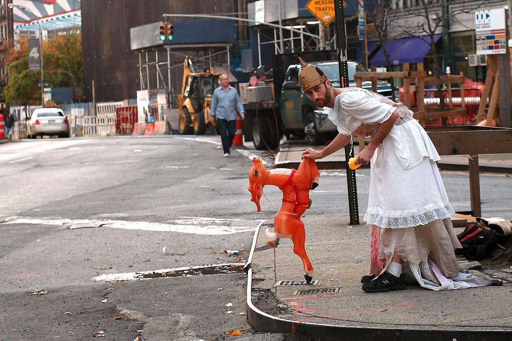 Fotografando desconhecidos - NY