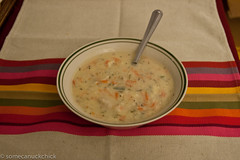 Cream of Chicken Soup [Recipe included]