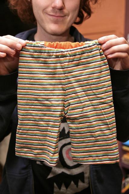 Newborn BBB Pants