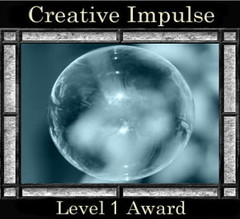 Creative Impulse Level one award
