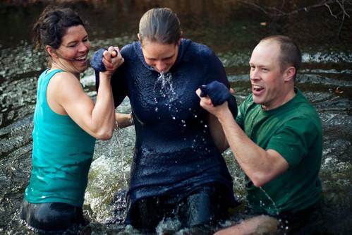 Twello A50 Retreat Baptism