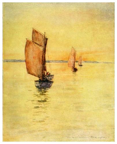 001-De vuelta a casa-Brittany 1912- Mortimer y Dorothy Mempes