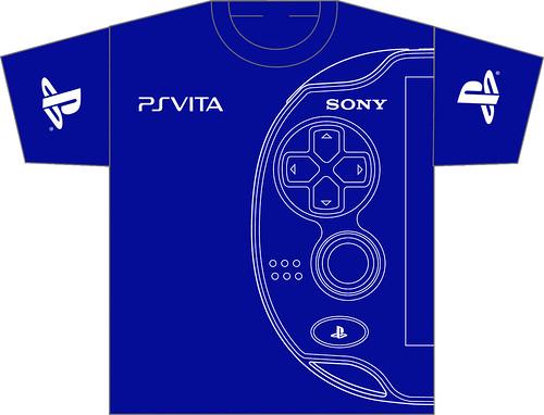 Vita Hill t-shirt (front)
