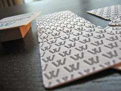 Marcia Schneider Letterpress Cards