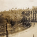 Union Terrace, Aberdeen, Scotland. Decorated with flags for the royal visit on 27th September 1906. by benicektoo
