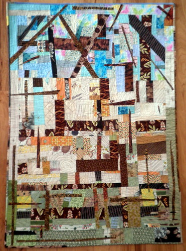 ENTRY - Project QUILTING - Architectural Elements Challenge - Barn Bones