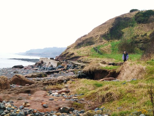Fife Coastal Path, East Wemyss