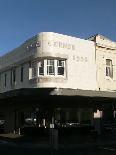 Luck's Corner, Launceston
