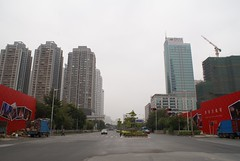 Shenzhen - high towers and building sites