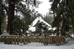 お正月岩木山神社