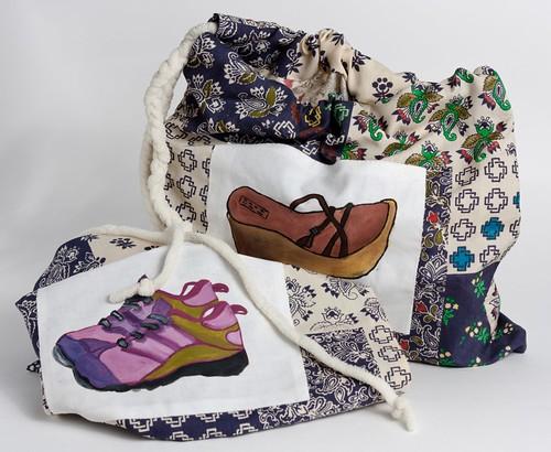 Bolsas zapatos