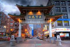 China Town – Boston, MA
