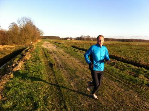 17.5 km run around Ommen