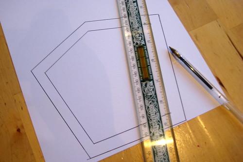 contact paper art