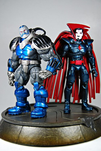 Mr Sinister & Apocalypse