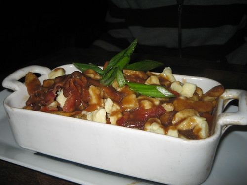 Poutine in Vancouver