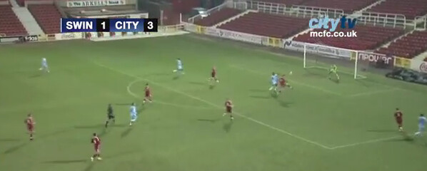 6725652769 ba19c83673 z A tiki taka golazo, a 40 yard howitzer & the terrible og (Swindon   Man City, FA Youth Cup)