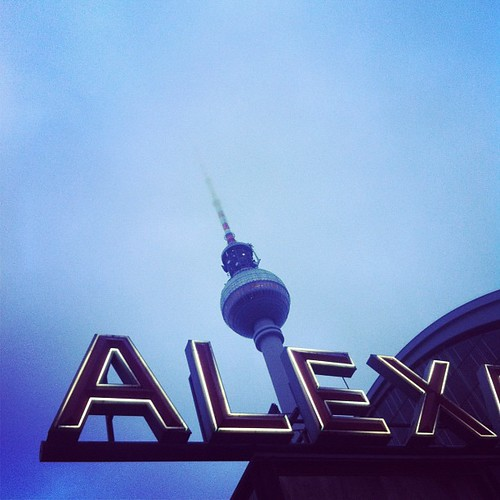 (Alex)anderplatz, Berlin