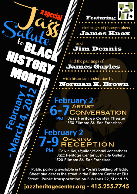 A Special Jazz Salute to Black History Month